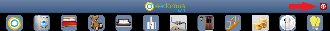 Inclusion App Android Eedomus 1