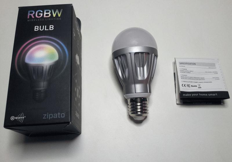 Ampoule RGBW