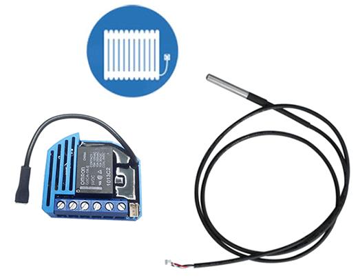 Le module Thermostat Qubino
