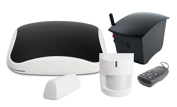 MyFox HomeControl 2 Pack Security