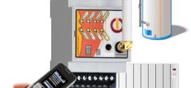 Gestion du chauffage avec l'IQconbox de IQtronic