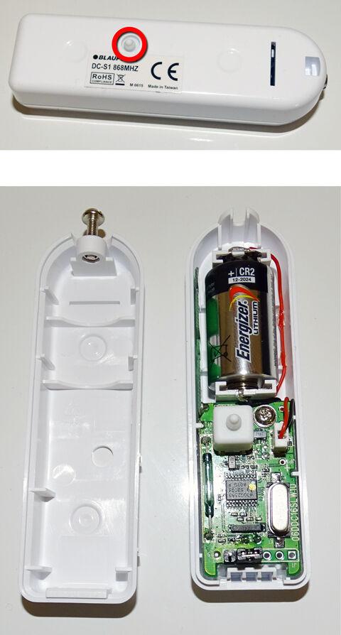 Blaupunkt Q3200 détecteur d'ouverture