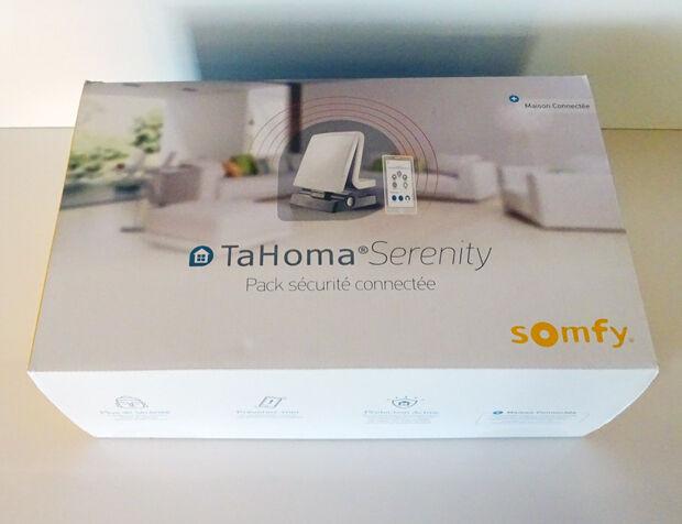 Boite de la box Tahoma Serenity