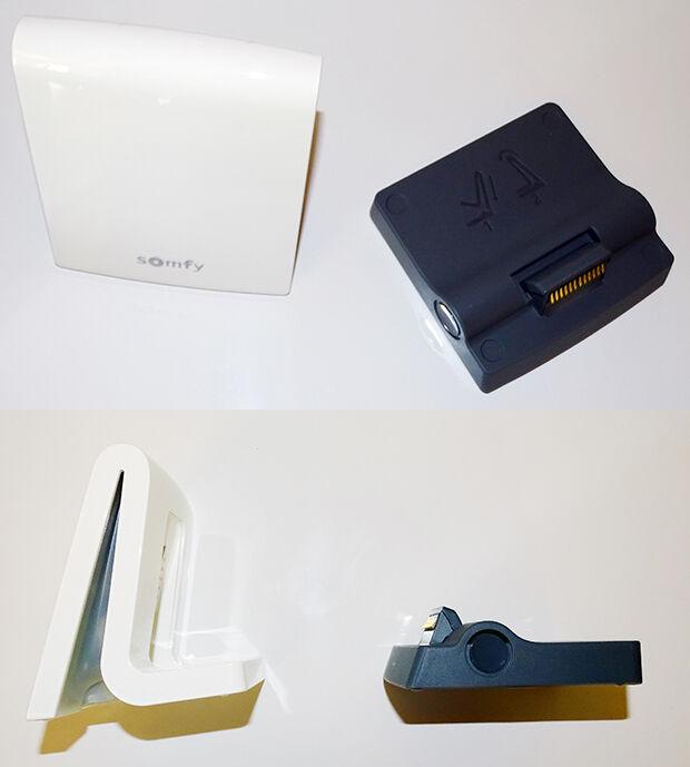 TaHoma Serenity : box TaHoma et base sécurité