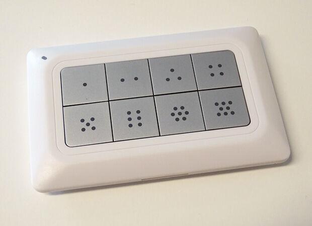 Contrôleur Remotec 8 boutons