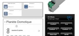Module fil pilote sur plusieurs box domotiques