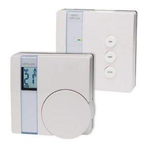 Pack thermostat et actionneur secure