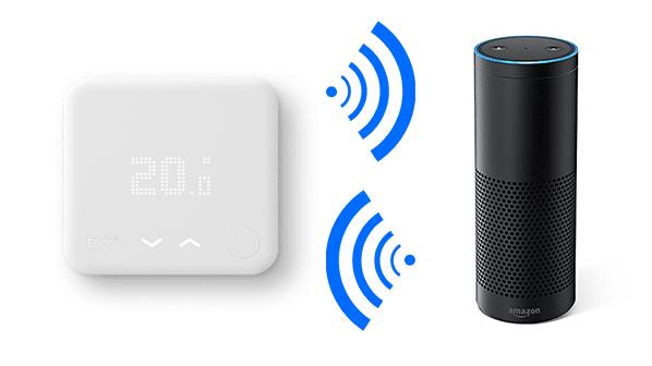 Tado° et Amazon Echo
