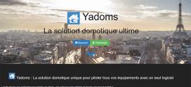 Yadoms : présentation du site
