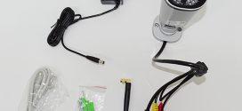 Caméra IP Orno : contenus