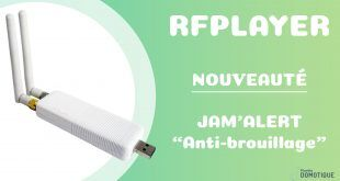 Jam'Alert RFPlayer Jamming