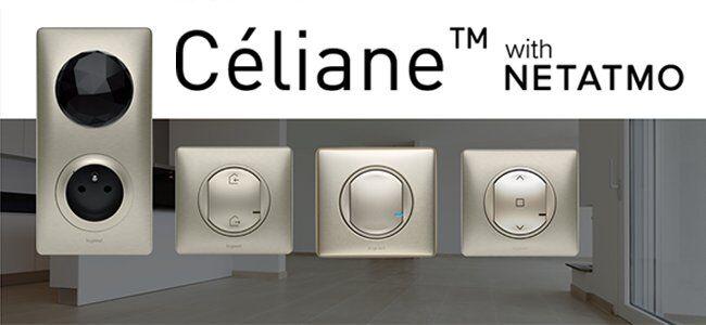 Céliane With Netatmo
