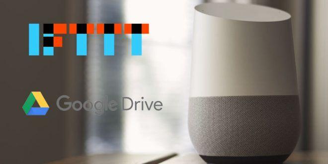 Éteindre proprement votre PC avec un Google Home et IFTTT (Version Google Drive)