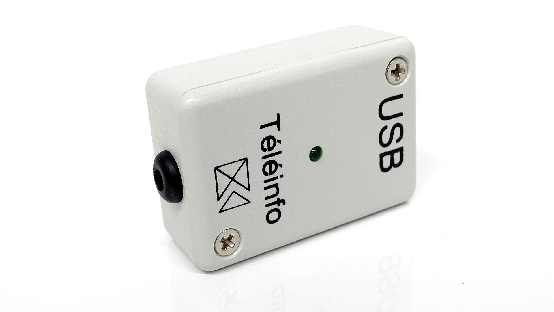 Nouvelle version du modem télé information de Cartelectronic