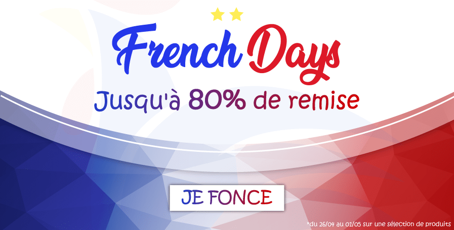 French Days 2019 !
