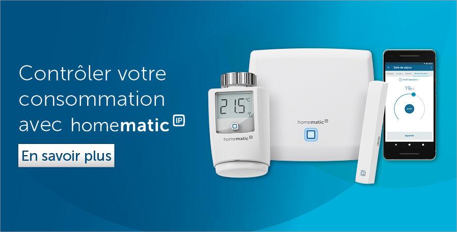 HomeMatic Ip débarque chez Planète Domotique !