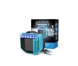 Module thermostat 2 on/off encastrable Z-Wave Plus - QUBINO