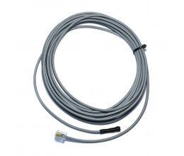 Sonde 1-wire cablée 5 mètres - Version alimentée