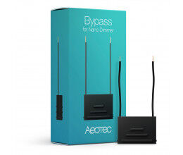 Dimmer Bypass pour Nano Dimmer ZW111 - Aeon Labs
