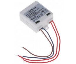 Adaptateur alimentation compact 12V 0,5A