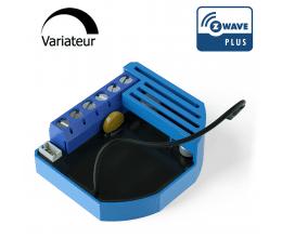 Module Variateur Z-Wave Plus encastrable avec mesure d'énergie - QUBINO