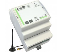 Extension X-GSM de communication SMS pour IPX800v4 et Ecodevice RT