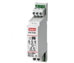Télérupteur temporisable modulaire MTR2000M - YOKIS
