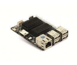 Micro ordinateur Odroid C2 - 1.5 GHz QuadCore, 2 GB RAM, 4x USB - ODROID