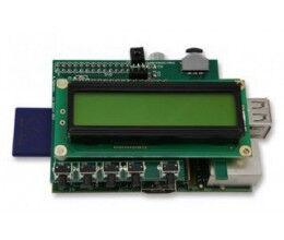 Contrôle et Affichage PiFace - Carte d'extension pour Raspberry Pi