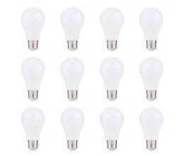 Lot de 12 ampoules led 12W blanc naturel - FamilyLed