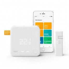 Kit de démarrage thermostat intelligent V3+ - Tado