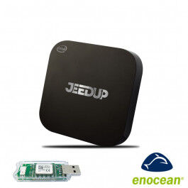 Box domotique Jeedup version EnOcean (Powered by Jeedom) - Wizelec