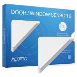 Capteur d'ouverture porte et fenêtre ultradiscret Door Window Sensor 6 - Aeotec