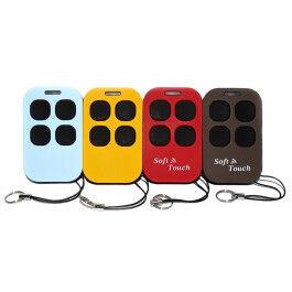 Télécommande Muli Soft Touch Bleu - Creasol
