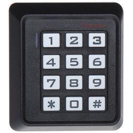 Clavier à code et RFID autonome noir - ALTO