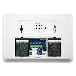 Kit d'alarme avec panneau tactile intégrant module GSM - Chuango