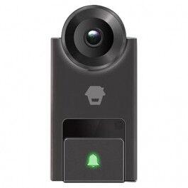 Sonnette WiFi IP avec caméra 2Mpx et audio Bidirectionnel - Chuango