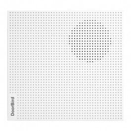 Carillon IP blanc - DoorBird
