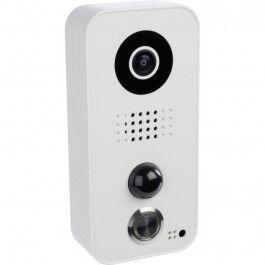 Portier vidéo connecté WiFi et HD D101 - DoorBird
