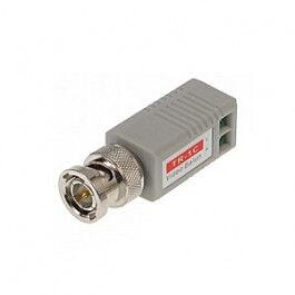 Balun BNC / câble de type paire torsadée