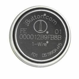 Numéro de série unique iButton - DS1990A-F5