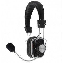 Casque audio HiFi avec Microphone pour jeux ou communication