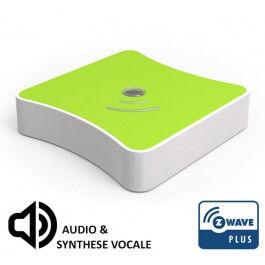 Pack Box domotique Z-Wave plus eedomus + RFP1000