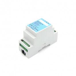Adaptateur euFIX DIN pour Fibaro FGD-212 (sans boutons) - Eutonomy