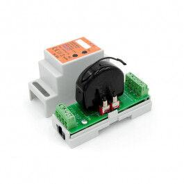 Adaptateur euFIX DIN pour Fibaro FGS-212 (avec boutons) - Eutonomy