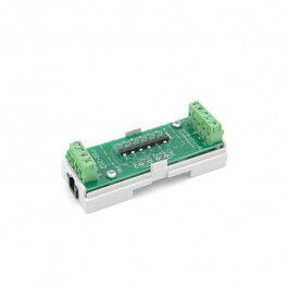 Adaptateur euFIX DIN pour Fibaro FGS-212 (sans boutons) - Eutonomy