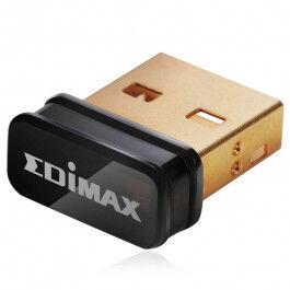Adaptateur Nano USB2.0 EDIMAX WIFI 150Mbps (EW-7811Un)