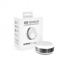 Capteur de monoxyde de carbone Bluetooth compatible Apple HomeKit - Fibaro