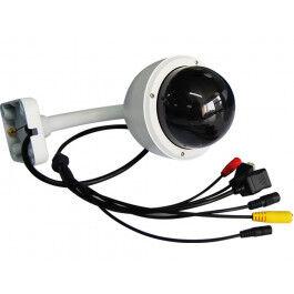 Caméra IP Haute Définition motorisée, WiFi, étanche pour l'extérieur