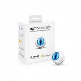 Détecteur de mouvement multifonction Bluetooth compatible Apple HomeKit - Fibaro